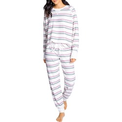 Pj Salvage Super Soft Pajama Set