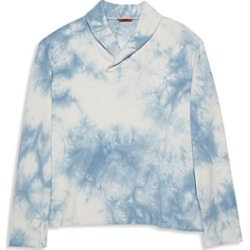 Barena Burchiello Fumega Tie Dye Shawl Collar Sweatshirt found on MODAPINS from Bloomingdales Canada for USD $356.75