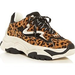 Ash Women's As-Addict Ter Leopard Print Calf Hair Low-Top Sneakers found on MODAPINS from Bloomingdale's Australia for USD $144.76