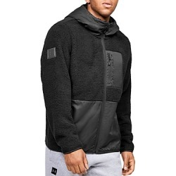 Under Armour 10.1 Sherpa Loose Fit Jacket found on Bargain Bro Philippines from Bloomingdales Canada for $136.93