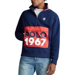 Polo Ralph Lauren Hybrid Half-Zip Jacket