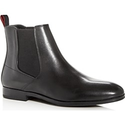 Boss Hugo Boss Men's Bohemian Leather Chelsea Boots found on MODAPINS from Bloomingdale's Australia for USD $131.35