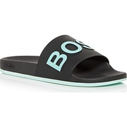 Boss Hugo Boss Men's Bay Slide Sandals found on MODAPINS from bloomingdales.com for USD $88.00