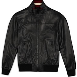 Bally Leather Jacket found on MODAPINS from Bloomingdale's Australia for USD $2062.07