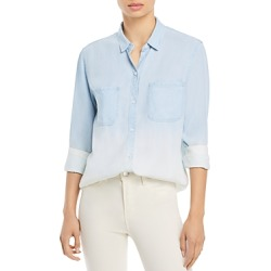 Rails Carter Ombre Button Down Shirt found on Bargain Bro Philippines from bloomingdales.com for $158.00