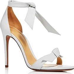 Alexandre Birman Women's Clarita Ankle-Tie High-Heel Sandals found on MODAPINS from bloomingdales.com for USD $595.00
