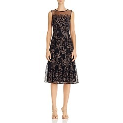 Adrianna Papell Maria Lace Midi Dress found on Bargain Bro India from Bloomingdales Canada for $125.03
