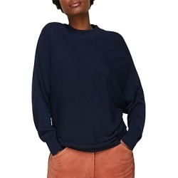 Whistles Dolman Sleeve High Neck Sweater found on Bargain Bro UK from Bloomingdales UK