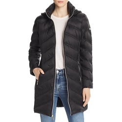 Michael Michael Kors Chevron Packable Down Coat found on Bargain Bro Philippines from Bloomingdale's Australia for $254.03
