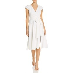 Black Halo Pandora Faux-Wrap Dress found on Bargain Bro Philippines from bloomingdales.com for $281.25