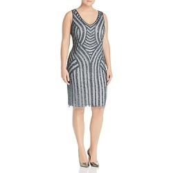 Adrianna Papell Plus Embellished Pattern Sheath Dress found on Bargain Bro India from Bloomingdales Canada for $125.30