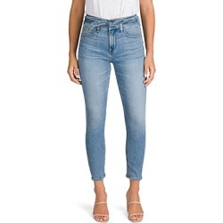 Jen7 by 7 for All Mankind Tie Front Skinny Ankle Jeans in Crest found on Bargain Bro UK from Bloomingdales UK