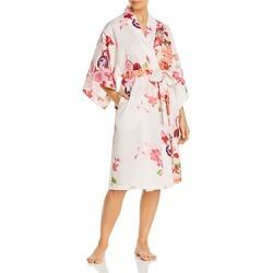 Natori Floral Print Satin Robe found on Bargain Bro India from Bloomingdale's Australia for $153.54