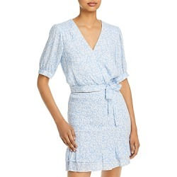 Lost and Wander Seaside Breeze Faux Wrap Top found on Bargain Bro Philippines from bloomingdales.com for $78.00