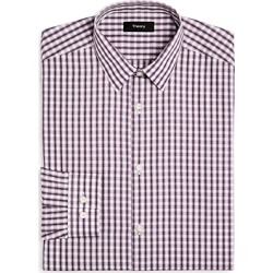 Theory Blurred-Grid Slim Fit Dress Shirt found on Bargain Bro UK from Bloomingdales UK
