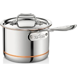 All Clad Copper Core 2 Quart Covered Sauce Pan found on Bargain Bro India from Bloomingdales Canada for $290.84