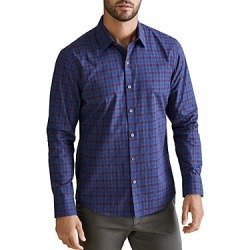 Zachary Prell Harrigan Plaid Regular Fit Shirt found on Bargain Bro India from Bloomingdales Canada for $176.27