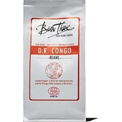 Bean There Coffee Company D.r. Congo Fair Trade Coffee Beans, 8 oz.