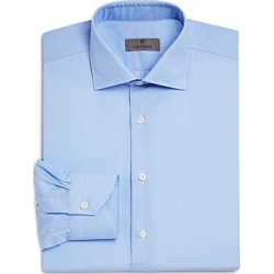 Canali Crosshatch Textured Solid Regular Fit Dress Shirt found on MODAPINS from Bloomingdale's Australia for USD $199.73