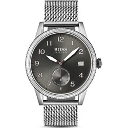 Boss Hugo Boss Legacy Gray Dial Watch, 44mm found on Bargain Bro Philippines from Bloomingdales Canada for $311.19