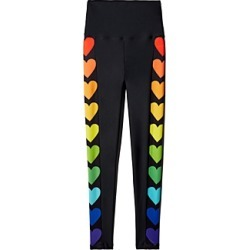 Beach Riot Rainbow Heart High-Rise Leggings - 100% Exclusive found on MODAPINS from bloomingdales.com for USD $98.00