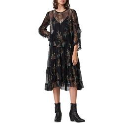 Allsaints Macey Melisma Floral Print Dress found on Bargain Bro UK from Bloomingdales UK