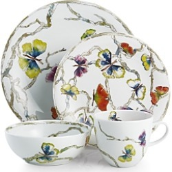 Michael Aram Butterfly Ginkgo 4-Piece Place Setting