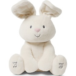 Gund Flora the Animated Bunny - Ages 0+ found on Bargain Bro Philippines from Bloomingdale's Australia for $42.34