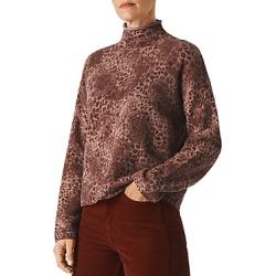 Whistles Big Cat Wool Sweater found on Bargain Bro UK from Bloomingdales UK