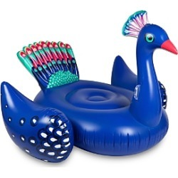 Sunnylife Peacock Inflatable Ride-On Float found on Bargain Bro Philippines from Bloomingdale's Australia for $74.19