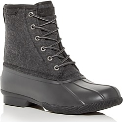 Sperry Men's Saltwater Duck Boots found on Bargain Bro from bloomingdales.com for USD $72.96