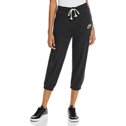 Nike Gym Vintage Cropped Sweatpants found on Bargain Bro India from bloomingdales.com for $45.00