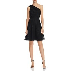 Adelyn Rae Londyn One-Shoulder Lace Dress found on MODAPINS from bloomingdales.com for USD $163.00