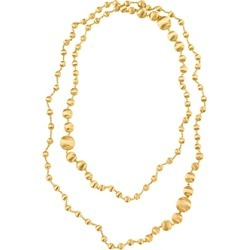 Marco Bicego Africa Gold Graduated Necklace, 48 found on Bargain Bro India from bloomingdales.com for $10690.00