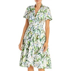 Jason Wu Printed Shirt Dress found on MODAPINS from bloomingdales.com for USD $1195.00