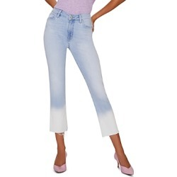 Sanctuary Modern Standard Dip-Dye Cropped Jeans in Bolsa Chica found on Bargain Bro India from Bloomingdale's Australia for $41.04