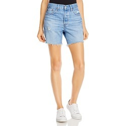 Levi's 501 Cotton Cutoff Shorts found on MODAPINS from bloomingdales.com for USD $69.50