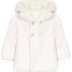 Tartine et Chocolat Girls' Hooded Coat With Faux Fur Trim - Baby found on Bargain Bro UK from Bloomingdales UK