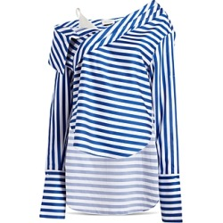 Hellessy Stellars Striped Cold Shoulder Top found on MODAPINS from bloomingdales.com for USD $260.00