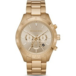Michael Kors Layton Chronograph, 45mm found on Bargain Bro India from Bloomingdales Canada for $261.58
