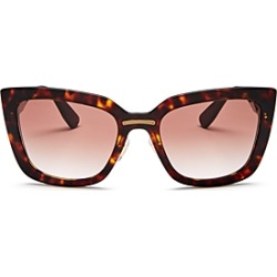 Miu Miu Women's Oversized Cat Eye Sunglasses, 55mm found on Bargain Bro Philippines from Bloomingdale's Australia for $379.98