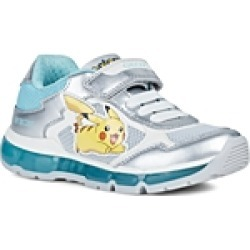 Geox Girls' J Android Pokemon Sneakers - Little Kid, Big Kid