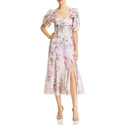 Alice McCall Postcard Floral Print Midi Dress found on MODAPINS from Bloomingdales UK for USD $585.68