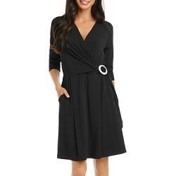 Karen Kane Faux-Wrap Dress found on Bargain Bro India from Bloomingdale's Australia for $87.74