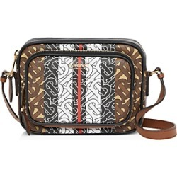 Burberry Monogram Stripe E-Canvas Camera Bag found on Bargain Bro India from bloomingdales.com for $960.00