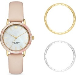 kate spade new york Morningside Interchangeable Top-Ring Watch, 34mm found on Bargain Bro Philippines from Bloomingdales Canada for $205.70
