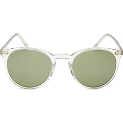 Oliver Peoples Unisex O'Malley Round Sunglasses, 48mm found on Bargain Bro Philippines from Bloomingdale's Australia for $457.25