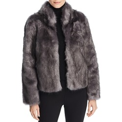 Unreal Fur Faux Fur Delish Jacket found on Bargain Bro Philippines from Bloomingdales Canada for $200.88