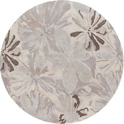 Surya Athena Ath-5135 Round Area Rug, 4' x 4' found on Bargain Bro Philippines from Bloomingdale's Australia for $251.47