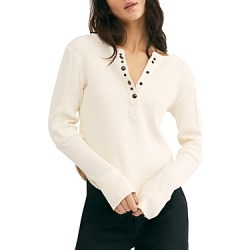 Free People Everest Henley Top found on MODAPINS from bloomingdales.com for USD $68.00